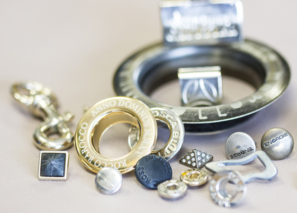 Wealth S.r.l. and its production of metal smallware, the trusty allies of the fashion industry