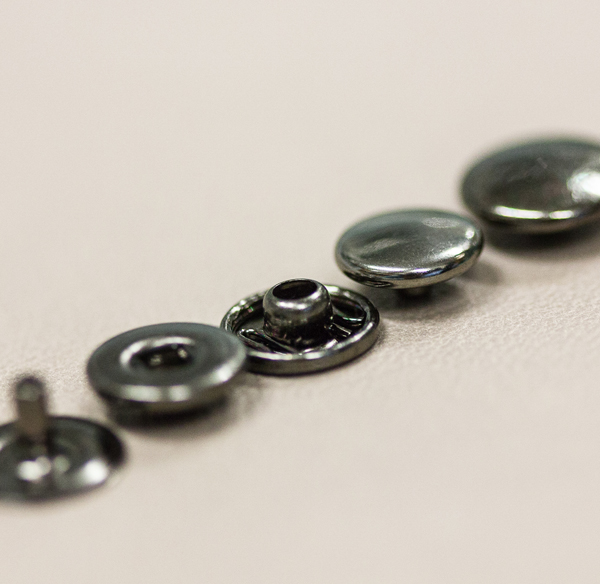 Wealth's metal button production will leave you speechless