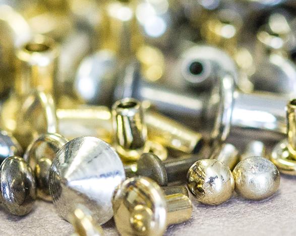 Cosa sapete dello stampaggio delle minuterie metalliche? Vi spiega tutto Wealth